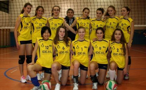U14F Campioni Provinciali 2014