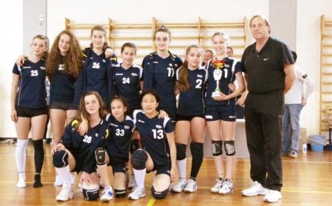 U13F Campioni Provinciali 2014