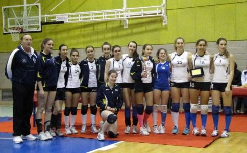 U16F Campioni Provinciali 2014