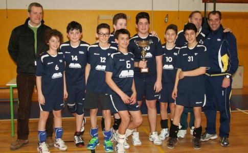U14 Maschile Campioni Provinciali 2014
